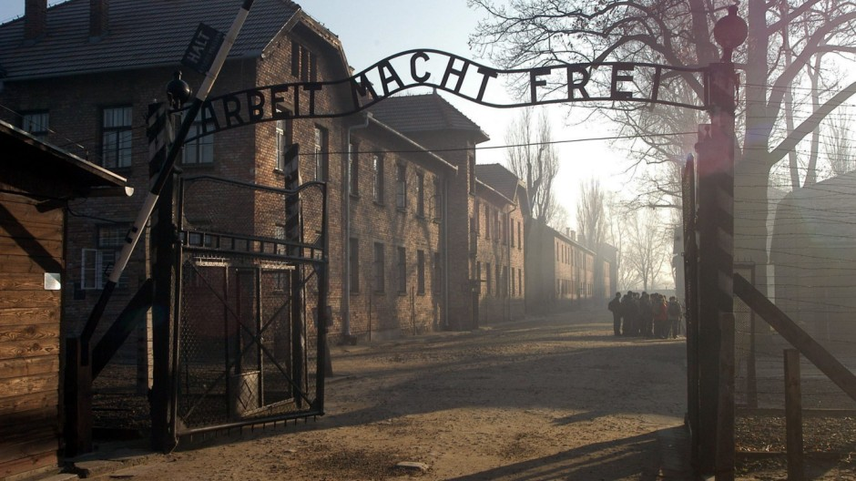 Kamp Konsentrasi Auschwitz