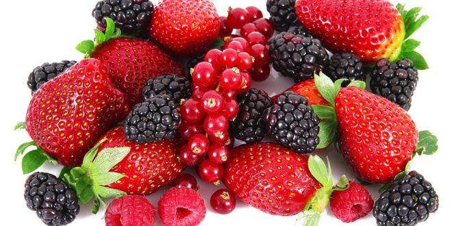 Macam - Macam Buah Berry