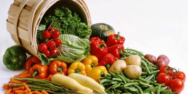 Manfaat Sayuran Segar Bagi Tubuh