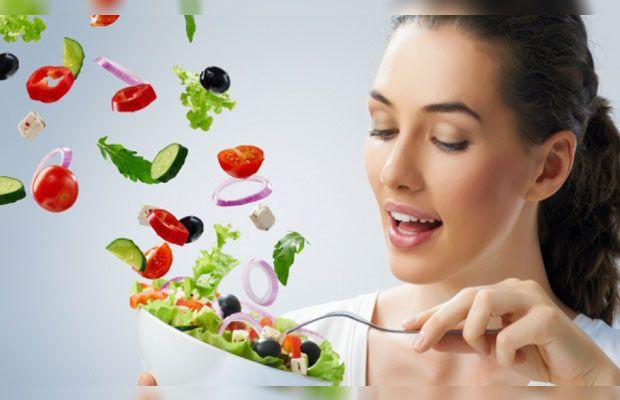 Mengonsumsi Banyak Antioksidan