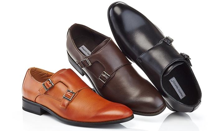 Model Sepatu Pria Monks Strap