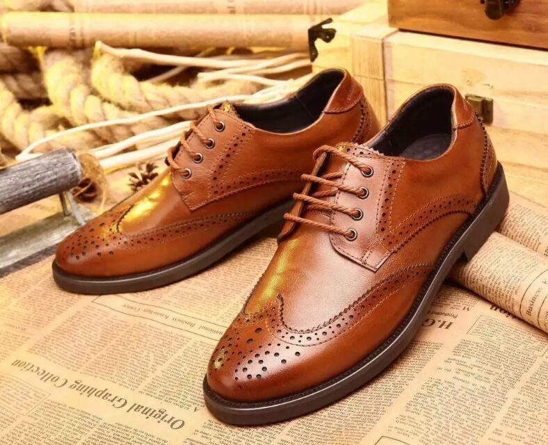 Model Sepatu Pria Oxford