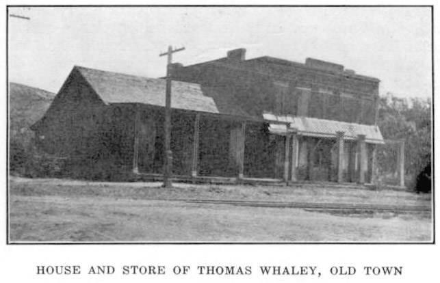 Rumah Whaley