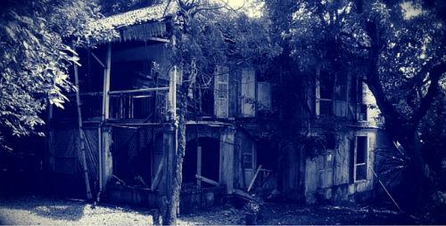 Rumah Hantu Hawk's Bay, Pakistan