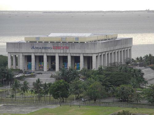 Bioskop Manila Film Center, Filipina