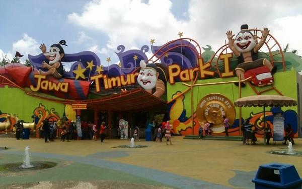 Tempar Rekreasi Jatim Park 1 Malang