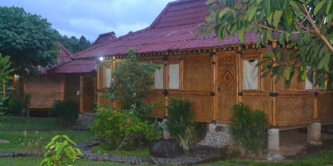 Rumah Adat Jawa Barat Yang Unik