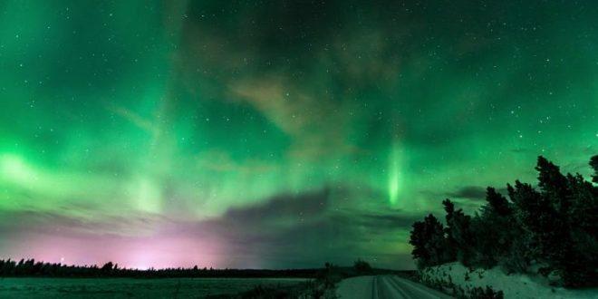 Fenomena Alam Aurora