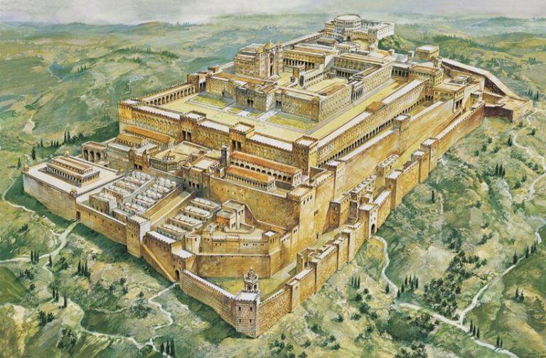 Kerajaan Ilsutrasi Raja Sulaiman