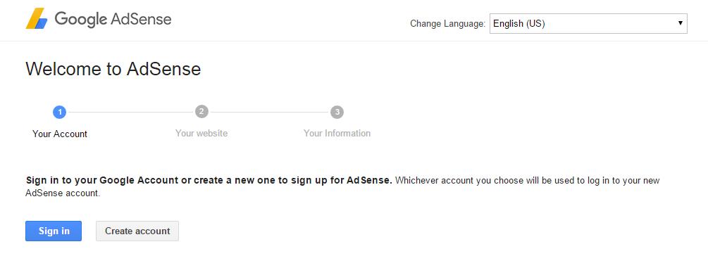 Masuk Ke Email Untuk Daftar Google Adsense
