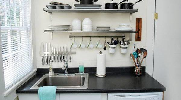 Dapur Nyaman dan Indah di Pandang