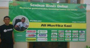 Seminar Bisnis Online Gratis di Tulungagung Kota 2016