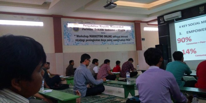 Workshop Marketing Online Surabaya