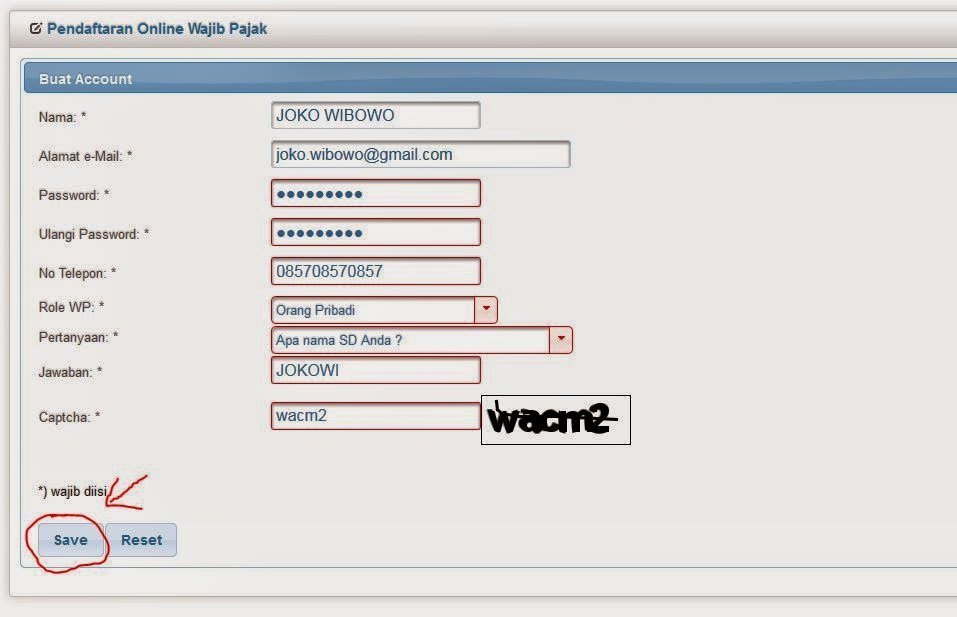 Cara Mengurus NPWP Online