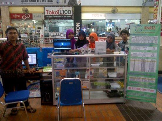Pameran Komputer Murah Pc Station Hitech Mall Surabaya 2014 Ali Mustika Sari
