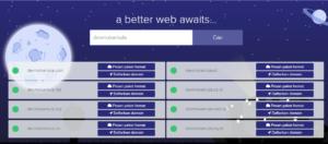 Pilih Domain di DomaiNesia