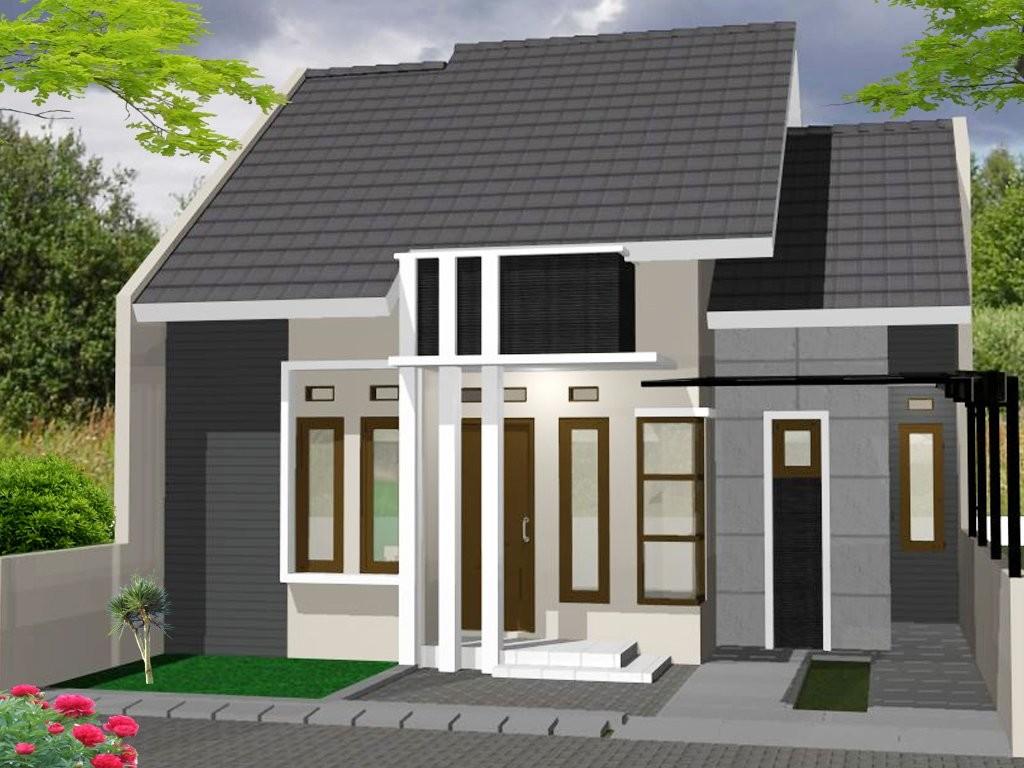 Desain Rumah Minimalis Type 36 Ali Mustika Sari