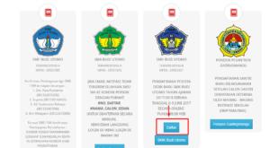 Berbagi Tutorial Cara Pendaftaran Online PPDB YPBU SMK Budi Utomo Tahun Ajaran 2017/2018