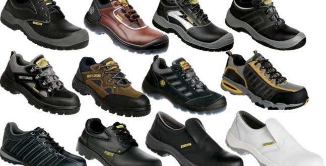Memilih Sepatu Safety