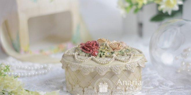 Koleksi Souvenir Pernikahan Mewah Marble